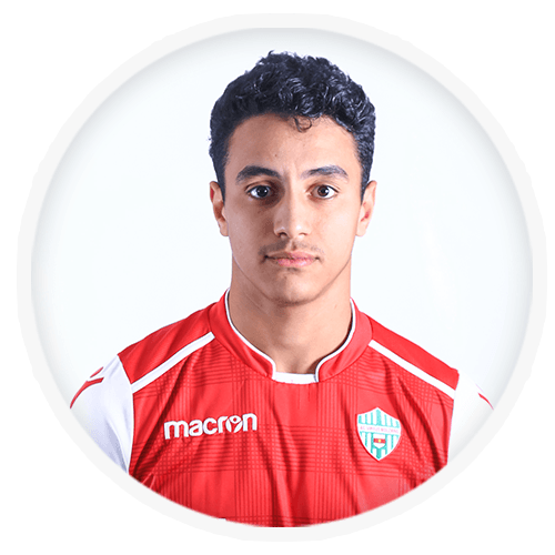 12 Yassine Bounou